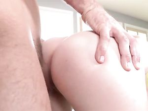 Perfect Tight Ass Teen Strips And Offers Her Cunt