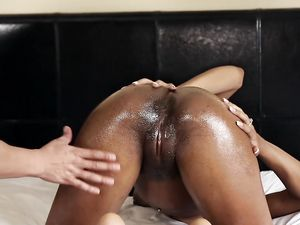 Tight Body On A Black Hottie Banging His Big Cock