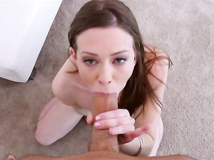 Anal Beads Play Babe Wants Big Cock In Her Butt
