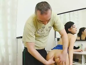 Good Head From A Babe On Her Knees Leads To Sex
