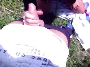 Paid To Flash Her Tits And Convinced To Fuck