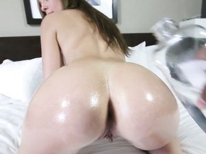 Perky Tits Of Molly Manson In A Hot POV Scene