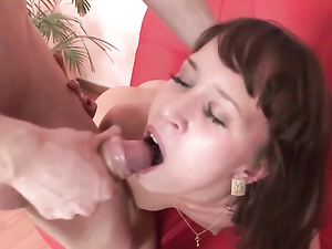Teen Assholes Are His To Fuck In An Anal Threesome