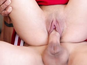Big Cock Teacher And The Slutty Cheerleader Fucking