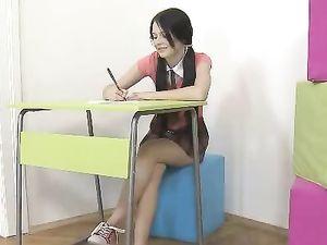 18 Year Old Schoolgirl Fucked In Her Cute Sneakers