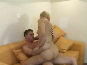 Hooking Up With A Blonde Teen And Fucking Her Hard
