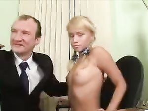 Perky 18 Year Old Tits Drive The Old Man Crazy