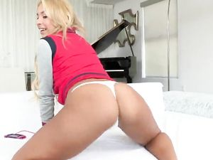 Latina Cutie And Her Fat Ass In A Cock Riding Scene