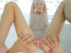 Perfect Close Up BJ Excites His Cock For Wet Cunt