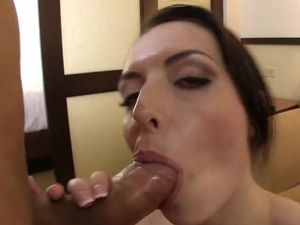 Gorgeous Girl Goes Home With Her Date And Fucks Him