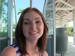 Fucking Tight Body Redhead Natalie Lust Hardcore