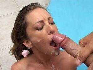 Hot Body Latina Babe Fucked Hard Up The Ass